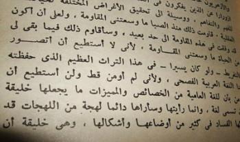 The Arab World's Tangled Linguistic Landscape - Al-Fanar Media