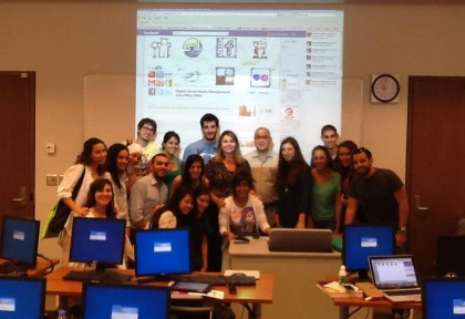 Helping Business Students Learn About Social-Media Strategies