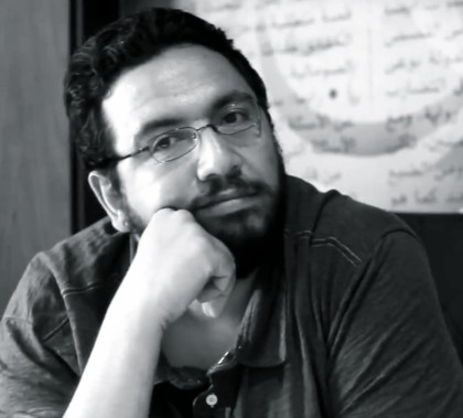 Belal Fadl is an Egyptian screenwriter and columnist.