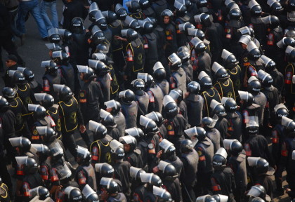 Egyptian Court Puts Police Back on Campus