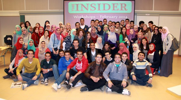 Student Publication Defies Censorship in Egypt