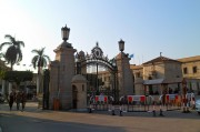 A gate at Cairo University (Faris Knight/Wikimedia Commons)