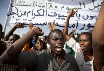 A Sudanese Student Watches a University Grow Dark