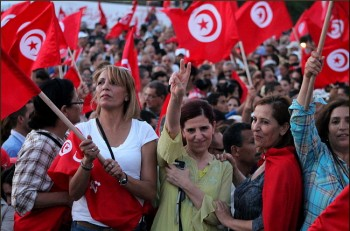 Tunisian and Jordanian Women: Common on Campus, Rare in ...