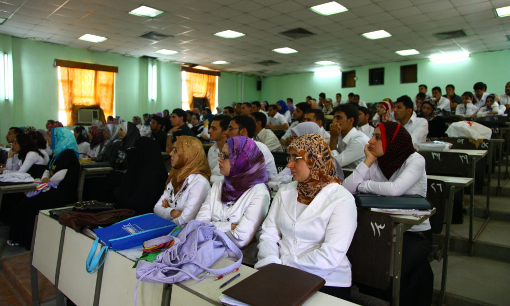 Once-Proud Iraqi Medical Schools Now Down at the Heels