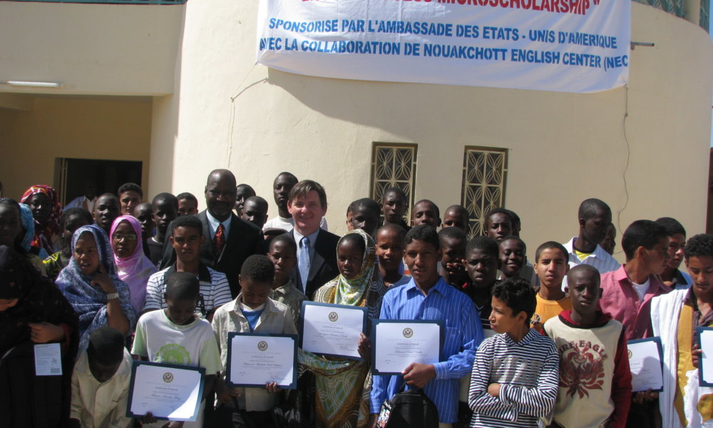 English is All the Rage in Mauritania