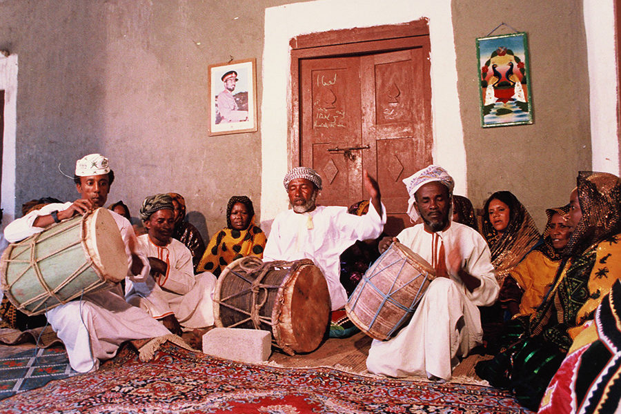 Omani Music Masks A Slave Trading Past