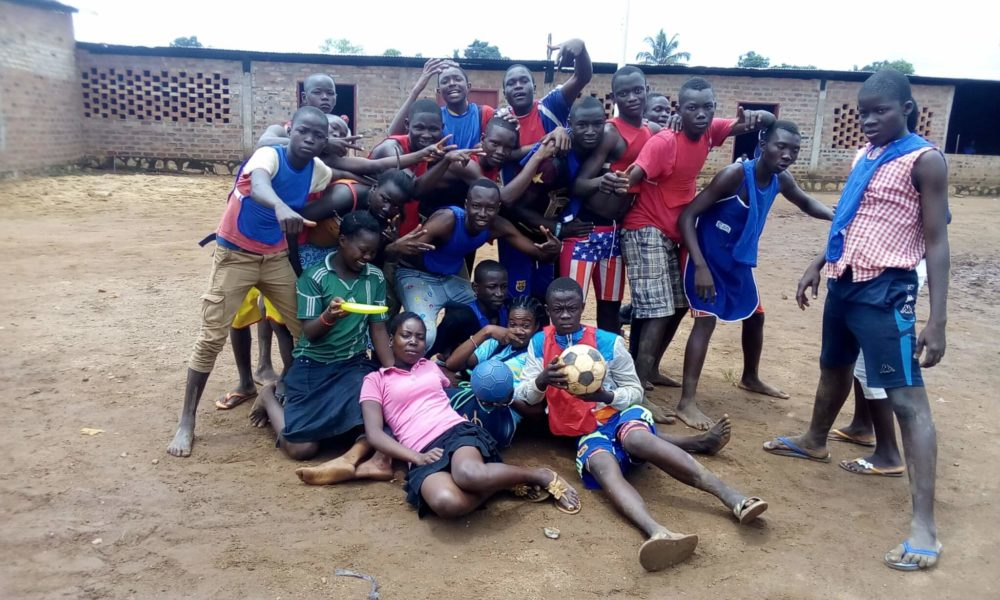 Training Center Gives Former Child Soldiers a New Start