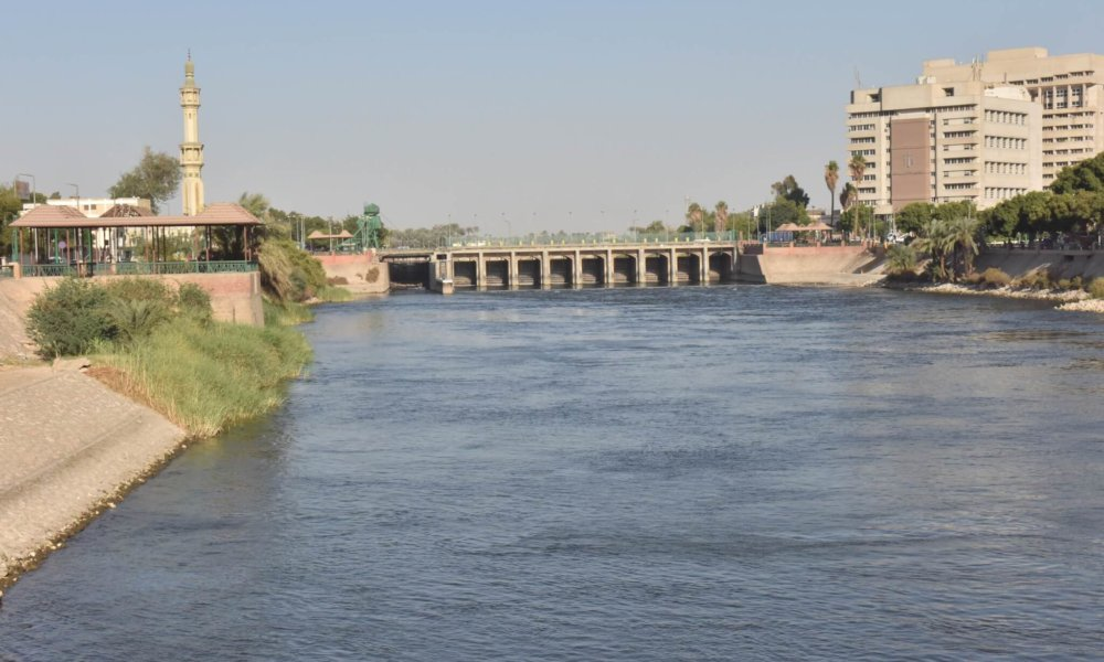 Water is Scarce in Egypt; So Are Research Funds