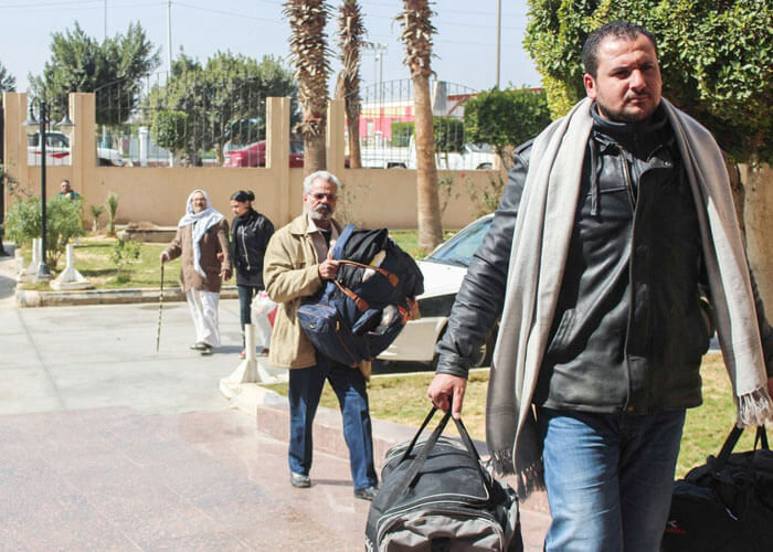 North Sinai: 'Studying Here Is Impossible'