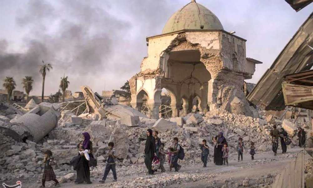 Two Caliphates Fall: Mosul Survives