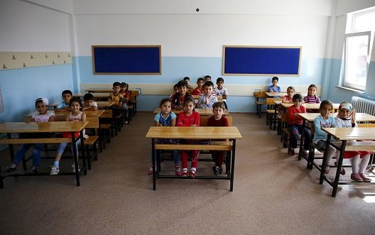 Impoverished Syrian Teachers in Turkey