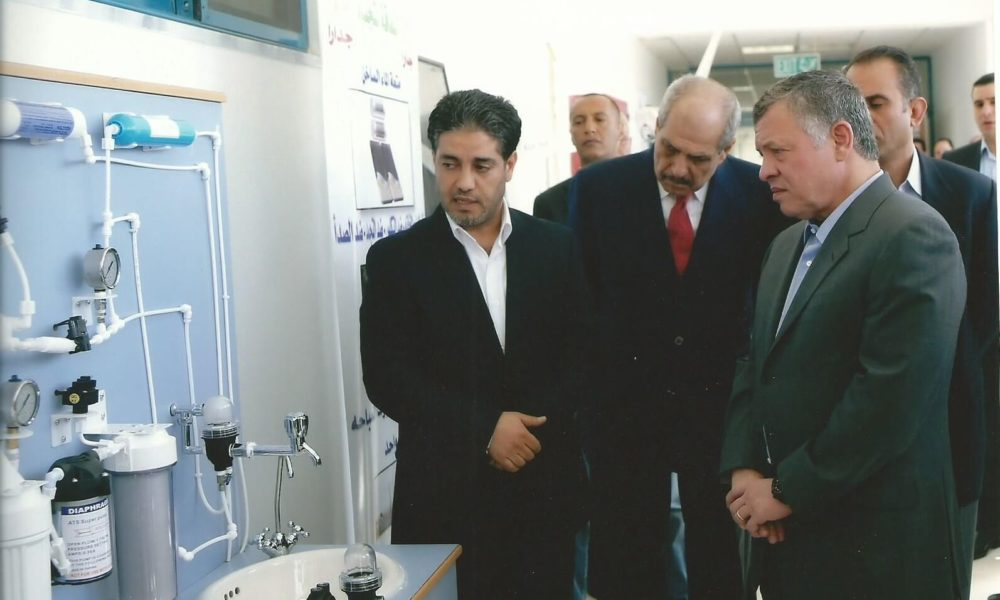 Invention Could Ease Jordan's Water-Scarcity Problem
