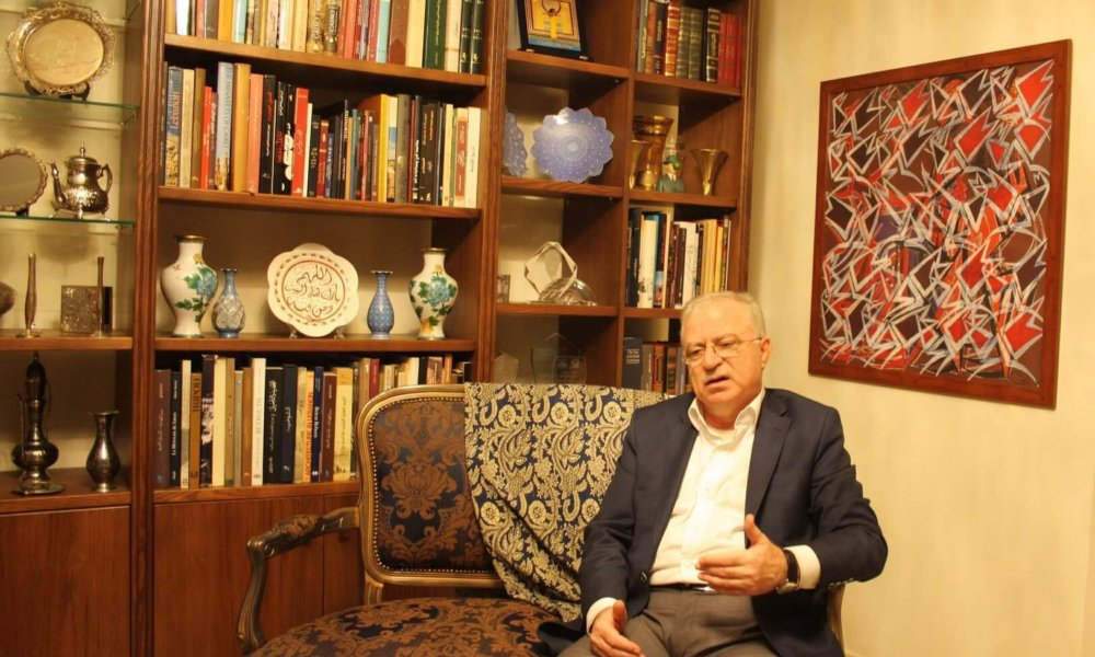 A Scholar Who Has Explored Arab History Widely