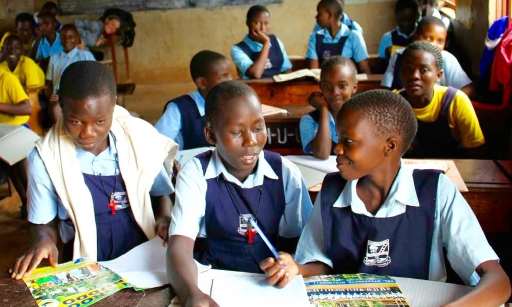 School Started by Refugee Students Now One of Uganda's Best