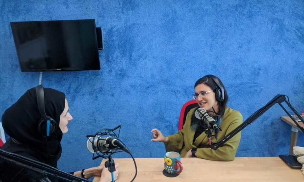 Arabic Podcasts Find a Growing Audience