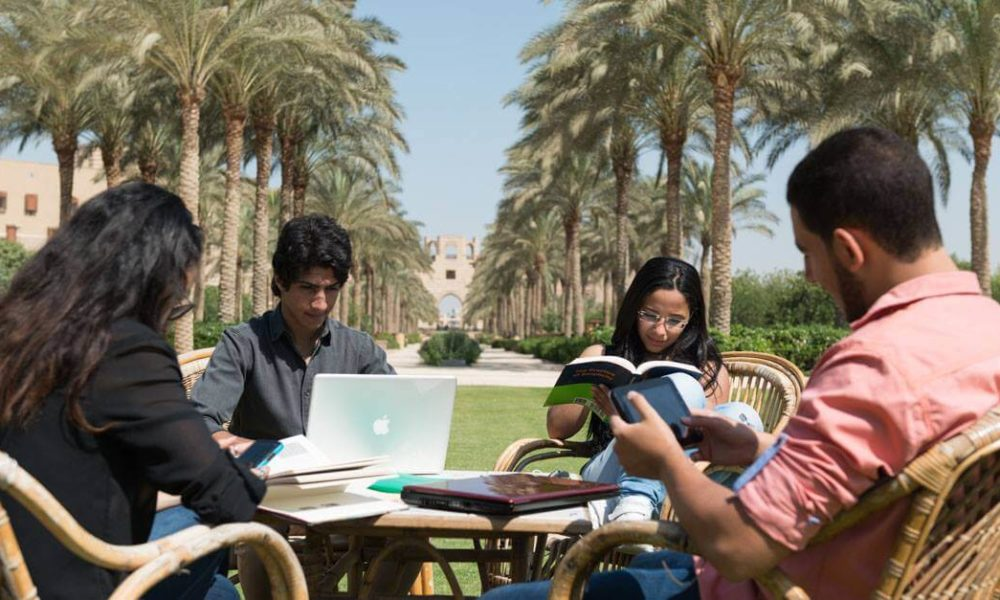 Egypt's Universities Open Up to Blended Learning