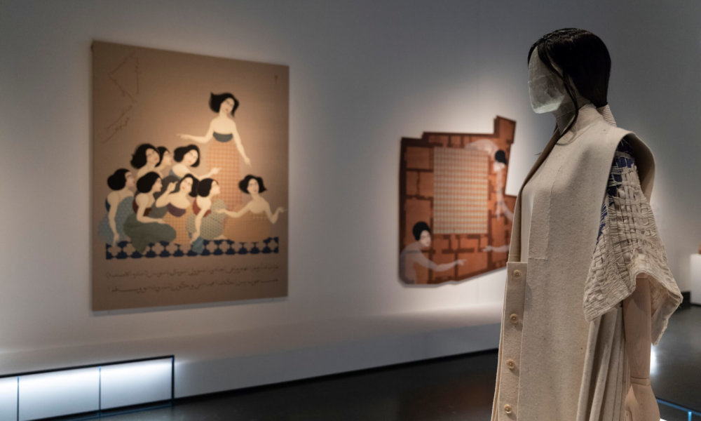 Contemporary Art Inspired by Islamic Tradition