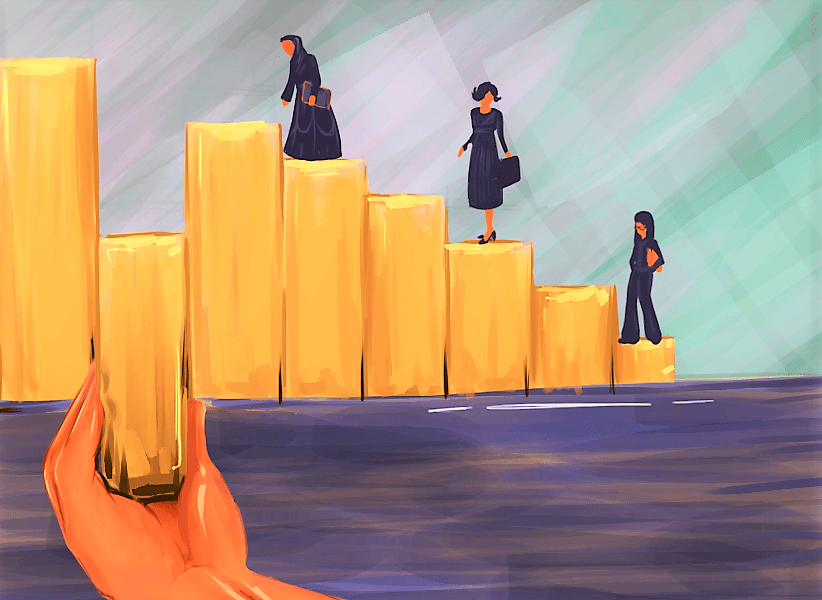 Arab Women Are Left Out of University Leadership