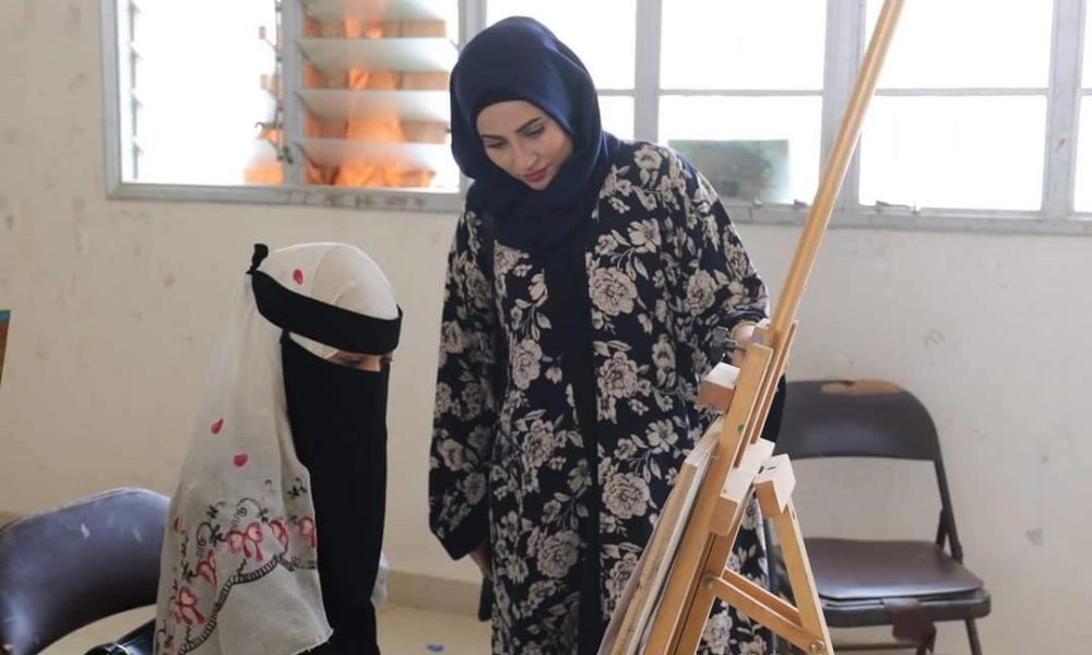 A Fine Arts School's Comeback Raises Hope in Yemen