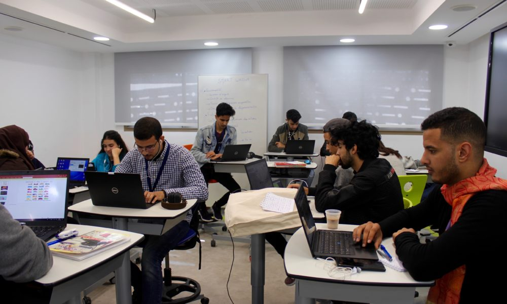 A 'Coding School' Seeks to Create New Opportunities in Morocco