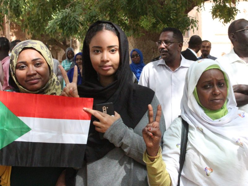 Sudan Shutters All Its Universities