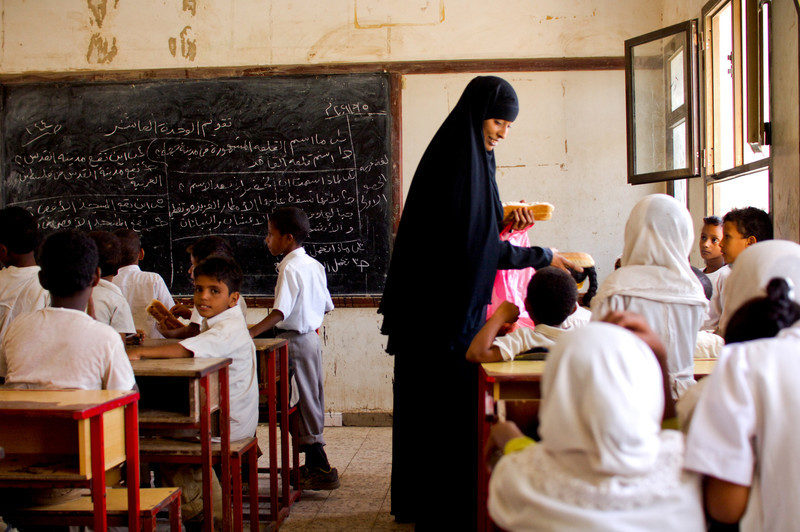Conference on Aid to Yemen Highlights Support for Education