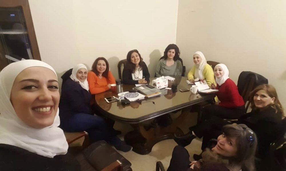 A Syrian Women's Organization Illuminates Possibilities for Private Efforts