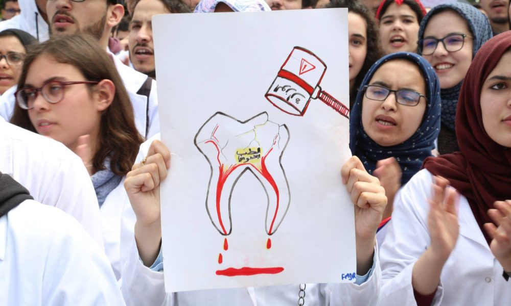 Dispute Over Medical Studies in Morocco Heats Up
