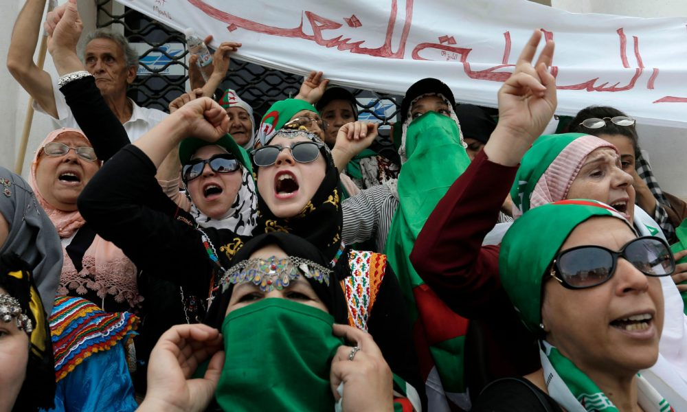 An Algerian Sociologist Reflects on His Country's Revolution