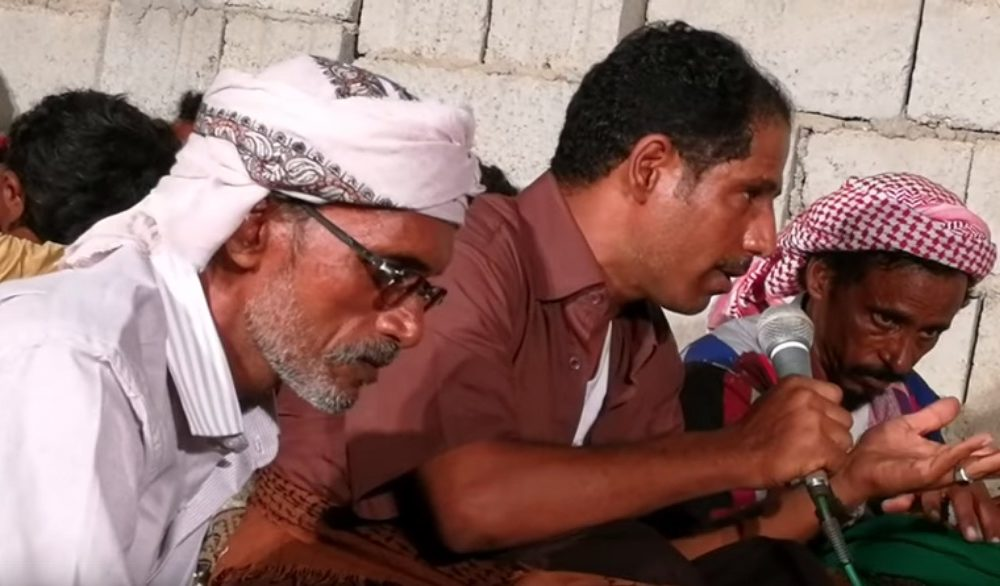 A Form of Yemeni Poetry Thrives in Defiance of War