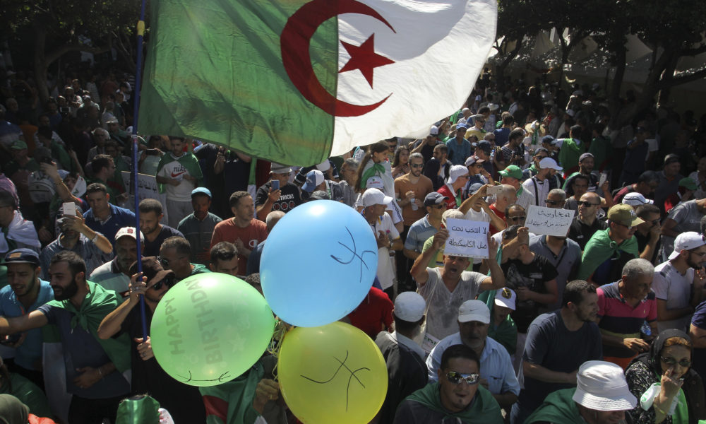 In Algeria, the Academic Year Gets Off to a Chaotic Start